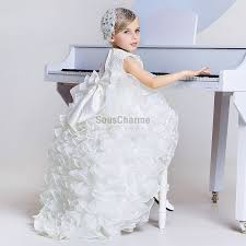 robe mariage fille robe mariage enfant fille princesse pas cher en dentelle et jupe