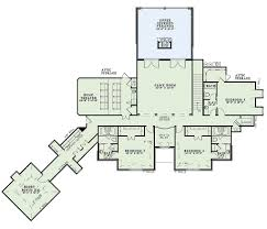 european style house plan 6 beds 6 50 baths 6696 sq ft plan 17 2366