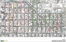 Capitol Hill Map Simple Data Shatters The U201cthere U0027s No Parking U201d Myth U2013 Streetsblog
