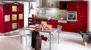 Red Kitchen Furniture Red Kitchen Ideas Youtube