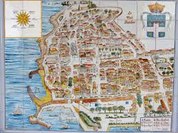 map of antibes antibes a favorite of the rich