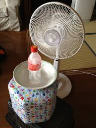 fan that uses ice to cool the best ways to keep cool in the heat 98fm