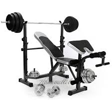 Weight Bench Leg Exercises Fitness Bench Gym Multi Home Weight Training Workout Equipment Leg
