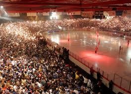 Eishalle Bad Aibling Eishockey Stadion Eispiraten Crimmitschau
