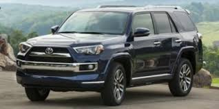toyota suv 2018 toyota 4runner limited for sale in brookhaven ms