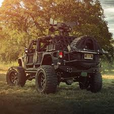 starwood motors jeep full metal jacket meet the cal 50 jeep insane jeep with a mounted 50 cal