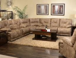 Microfiber Sectional Sofas Cleaner Sectional Sofas With Recliners And Chaise Home