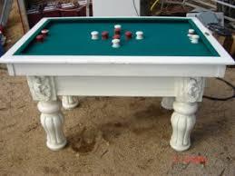 bidslo custom bumper pool table
