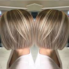 hairstyles for short highlighted blond hair two toned short haircuts featuring blonde and brown hair colors