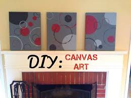 canvas art diy on a budget gallery at canvas art diy home design