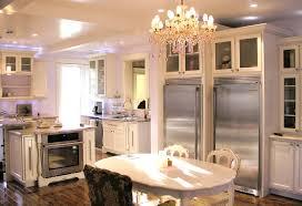 cuisine romantique fraise flambée les armoires inc