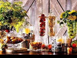 Autumn Table Decorations Autumn Leaves Decorations Fall Table Decorating Ideas Easy