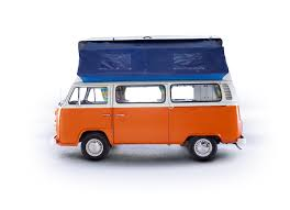 orange volkswagen van mr orange o u0027connors vw campervan hire