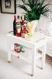 Ikea Trolley by Nornas Ikea Hack Turned Into A Bar Cart Small House Decor