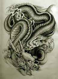 tribal chinese dragon tattoos chinese dragon pictures google search majestic dragons