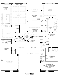 los altos the verano nv home design floor plan floor plan