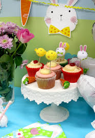 Easter Cake Decorations Easter Bunny Party Ideas Party Delights Blog