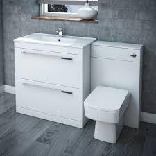 Modern Bathroom Suites by Bathroom Cabinets Modern Bathroom Gloss White Bathroom Cabinet