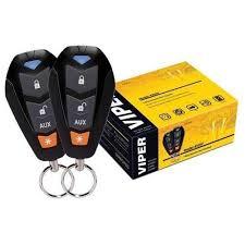 viper 4105v 1 way remote car start system ebay