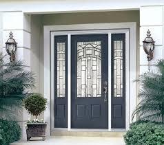 Exterior Door With Side Lights Entry Doors Side Lights Exterior Doors Side Light Entry Doors
