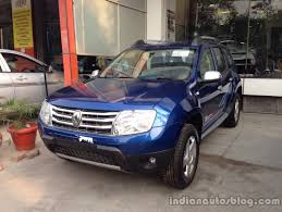 renault duster 2014 white 1 lakh renault dusters sold in india in under 2 years