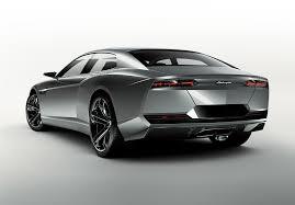 lamborghini concept car lamborghini reportedly reconsidering four door supercar