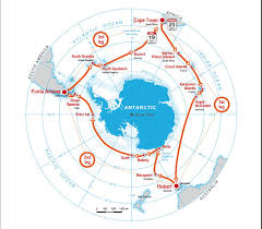 Southern Ocean Map Finding Our Sea Legs On The Southern Ocean Eth Zurich