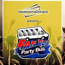 fan van party bus kenny chesney preconcert tailgate by fan van party bus 81818 show 8