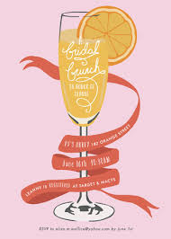 brunch invitations mimosa invitation chagne brunch bridal shower brunch mimosa