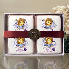 disney jr sofia 2 cookie gift box u2013 freedom bakery
