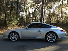 silver porsche carrera 2005 porsche 911 carreara s for sale silver