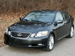 lexus gs 450h used 2007 lexus gs 450h information and photos zombiedrive