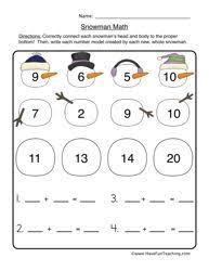 make a snowman worksheet make a snowman fun worksheets and
