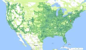 Metro Coverage Map by Project Fi Vs T Mobile Which Is Better For You Android Central