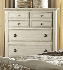 liberty furniture high country 4 piece poster bedroom set in white