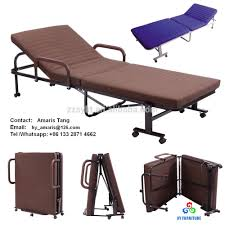 Foldable Chair Bed by Metal Folding Bed Metal Folding Bed Suppliers And Manufacturers