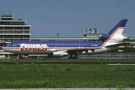 bureau fedex federal express flight 705