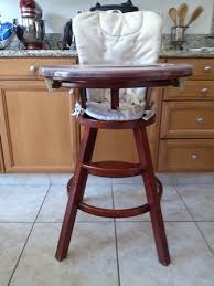 graco classic cherry wood highchair 40 mhvillages com a