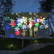 christmas motion light projector star shower motion light ucharge rotating projection led lights
