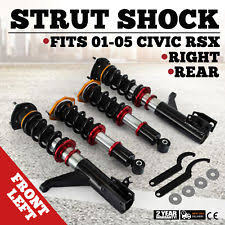 honda civic ep3 coilovers ep3 coilovers suspension steering ebay