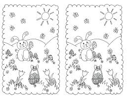 easter bunny colouring xjophillipsx teaching resources tes