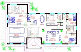 Modern Floor Plans Australia Australian Houses 4 Bedroom Modern Home House Plans Australia