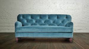 Velvet Tufted Loveseat Eastover Tufted Loveseat Velvet Pavo Fabric Cococo Home