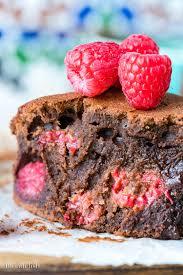 Dark Chocolate Raspberry Brownies by How To Make The Best Raspberry And Chocolate Brownies Recipe