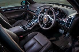 porsche cayenne turbo porsche cayenne turbo review 2017 autocar