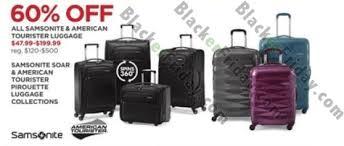 samsonite black friday 2017 sale luggage deals sales
