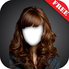 step cutting hair woman hair style photo montage android apps on google play