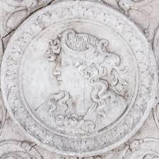 19th century belgian plaster