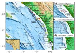 Fault Line Map Newport Inglewood Rose Canyon Fault Zone Map U2013 Temblor Net