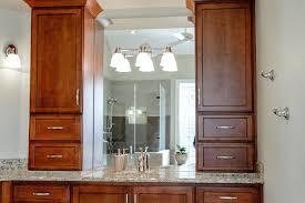 tower bathroom cabinet image of bathroom linen tower bathroom